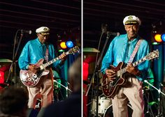 Chuck Berry-The Duck Room STL