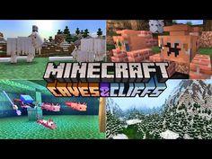 Minecraft 1.17: Co Nowego? AKTUALIZACJA JASKIŃ! NOWE GÓRY, KOZY, AXOLOTL, ARCHEOLOGIA! - YouTube Minecraft E, Minecraft Posters, How To Play Minecraft, Pokemon, Pikachu, Fnaf, Preston Playz, Axolotl, My Room