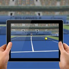 First Person Tennis 2 is out on #Android! #gamesinitaly #indiegames #videogames