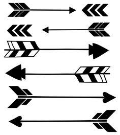 Free Arrow SVG Cut Files