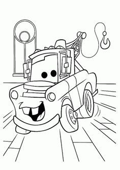 Cars 2 Printable Coloring Pages | Cars Coloring Pages 2 | Coloring Pages To Print