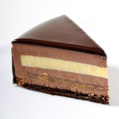 Chocolate Hazelnut Entremet // Fuel your passion with more recipes at www.pregelrecipes.com