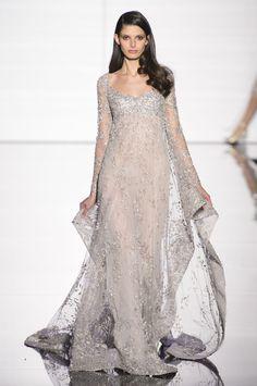 Zuhair Murad at Couture Spring 2015 | Stylebistro.com                                                                                                                                                                                 Más