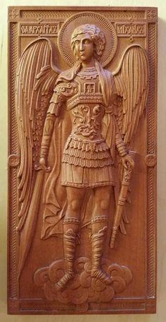 Holy Archangel Michael / http://sd.uploads.ru/t/Pz0jt.jpg