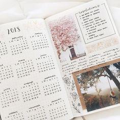bullet, diary, and journal Bild