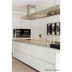 Modern kitchens found on Polyvore featuring home and kitchen & dining