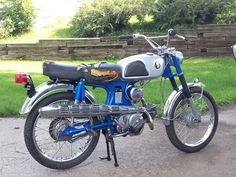 The other 1967 Honda CL90