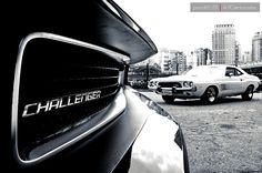 Dodge Challenger #Hemi 426 1974