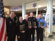 Elgin Police Department names top officers and civilian for 2013 - Elgin Courier News