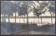 ALEXANDRIA-MN-1907-RPPC-Blake Hotel Bridge-Postcard | eBay