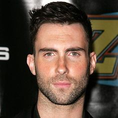 Adam Levine....celebrity crush :)