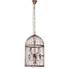 KARE Birdcage Pendant
