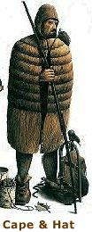 Ancient Craft - Ötzi's complete costume.