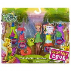 Tinkerbell Fairy Dolls Review and Giveaway