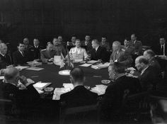 YEVGENY KHALDEI The Potsdam Conference. July. 1945