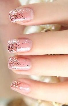 Pretty in #pink. See more at http://www.nailsss.com  | See more at http://www.nailsss.com/colorful-nail-designs/2/