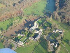 Photo aérienne de La Lucerne - Manche (50)