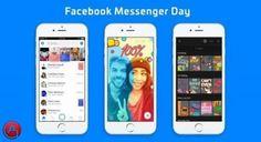 فيس بوك يطلق ميزة #My_Day في مسعىً لمنافسة سناب شات  #الاخبار_التقنية  http://lnk.al/3ZQo