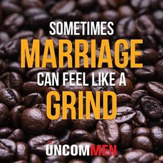 Yeah guys we know sometimes the daily grind is difficult at home as well. Keep at it seek advice and get some help. Just don't give up. #analogy #coffeeaddict http://ift.tt/1XqhEv7