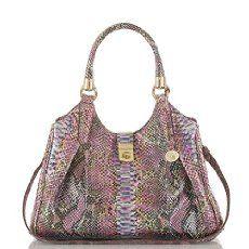 Elisa Hobo Bag Berry Opal Seville