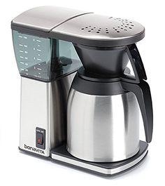 Bonavita BV1800SS 8-Cup Original Coffee Brewer, Stainless Steel Bonavita http://smile.amazon.com/dp/B00P7T4WK8/ref=cm_sw_r_pi_dp_0LMqvb0DEVYX0