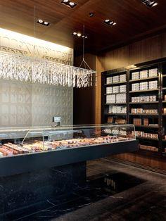 Studio Hannes Wettstein AG-Vollenweider chocolatier & confectioner, shop