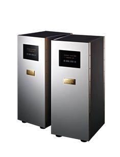 Goldmund Telos 5000 mono power amplifiers.
