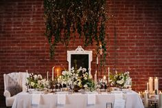 The Cream Los Angeles 2015 Recap - Decoration For Home Homemade Wedding Favors, Brunch Party, Modern Fonts, Vintage Wedding Invitations, Green Wedding Shoes, Wedding Guest Book, Wedding Centerpieces, Perfect Wedding, Greenery