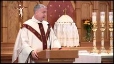 Oct 22 - Homily - Fr. Richards: Jesus is Coming, Look Busy