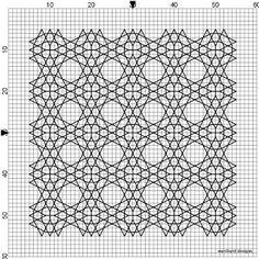 More free blackwork charts Blackwork Cross Stitch, Blackwork Embroidery, Cross Stitching, Cross Stitch Embroidery, Embroidery Patterns, Cross Stitch Designs, Cross Stitch Patterns, Graph Paper Art, Blackwork Patterns