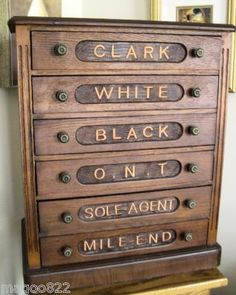 Thread Cabinet