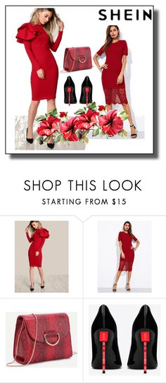 """""""Untitled #627"""" by amelaa-16 ❤ liked on Polyvore featuring Yves Saint Laurent"""