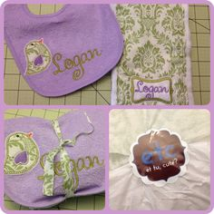 EtTuCute: Embroidery, custom gifts, monogramming & tutus offered here!