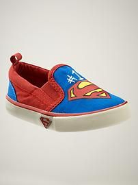 Superman Kicks