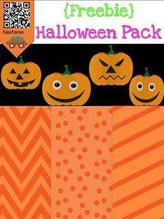 {Freebie} Halloween Clipart Pack