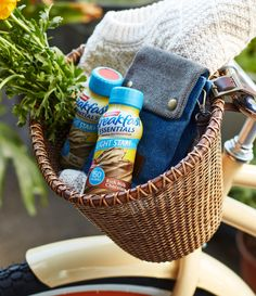 Don't forget to pick up the essentials. Carnation Breakfast Essentials® Ready-to-Drink is loaded with 21 vitamins & minerals so your whole family can get the nutrition they need. Start your day with Rich Milk Chocolate or Cafe Mocha. Pick some up at a store near you https://www.carnationbreakfastessentials.com/where-to-buy