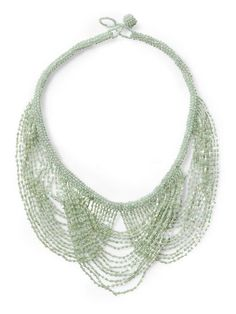 Tinley Road - Beaded Layer Bib Necklace