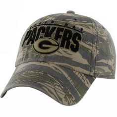 Green Bay Packers Chindit Slouch Cap