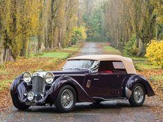 1937 Lagonda LG6