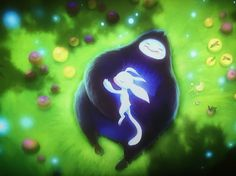 Beat the game finally! Such a cute story (Ori and the Blind Forest)