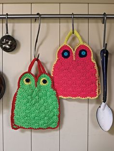 owls in the kitchen