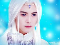 Dramas, Ice Fantasy, Ma Tian Yu, Fox Illustration, Angelababy, Asian Hotties, Hot Anime Guys, Fire And Ice, Asian Actors