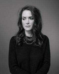 Winona Ryder | by Michael David Friberg @ 2015 Sundance