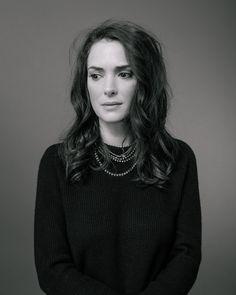 Winona Ryder | by Michael David Friberg @ 2015 Sundance