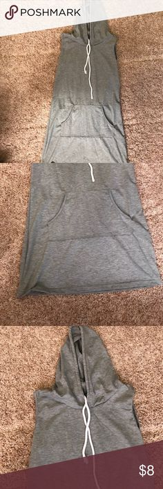 Sexy sporty dress! Cute dress with pockets and a hood! Dresses