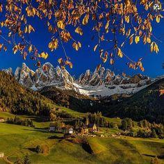 present  IG  S P E C I A L  M E N T I O N    P H O T O    @vdpfreelancer  L O C A T I O N   Santa Maddalena Val di Funes - Italy  __________________________________  F R O M   @ig_europa A D M I N   @emil_io @maraefrida @giuliano_abate F E A U T U R E D  T A G   #ig_europa #ig_europe  M A I L   igworldclub@gmail.com S O C I A L   Facebook  Twitter M E M B E R S   @igworldclub_officialaccount  C O U N T R Y  R E Q U I R E D   If you want to join us and open an igworldclub account of your…