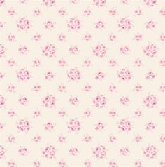 Tilda Sweet Christmas Fat Quarter Fabric - Jane Pink