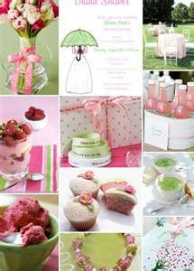bridal shower ideas decor