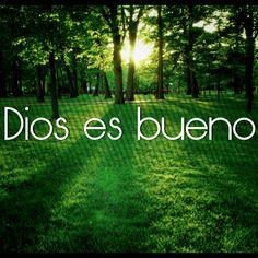 Dios es bueno, todo el tiempo. Todo el tiempo, Dios es bueno. Aunque no lo podamos entender