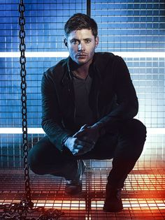 Holly damn Can we all just take momemt and appreciate this Staring-Into-Your-Soul picture of Jensen Ackles